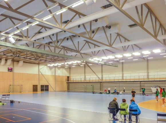 Sporthall, Boden