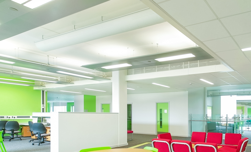 Walkden High School - Walkden Global College, Old Clough Lane - textildon från KE Fibertec