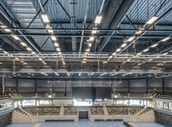 STIGA Sports Arena, Eskilstuna